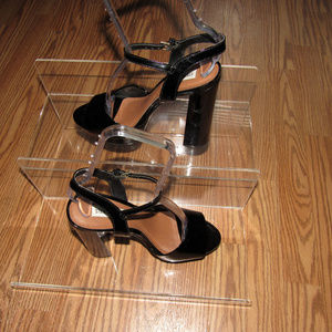 Steve Madden  Kierra Patent Leather Platform Heels